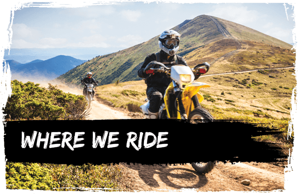 Where We Ride