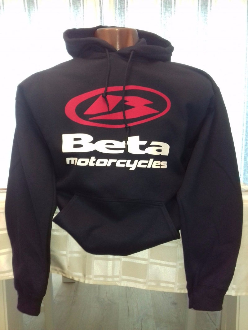BLACK OR NAVY BETA HOODIE